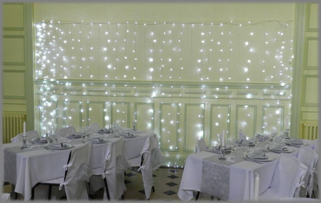 Rideau de lumi re - Rideau lumineux interieur ...